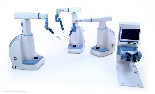 Photo of TransEnterix sells first surgical robot in Italy